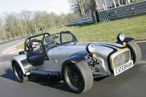 Caterham Seven Sigma 150bhp range review
