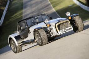 Caterham Seven Roadsport 125BHP review