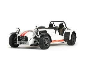 Caterham Seven Superlight R500 review