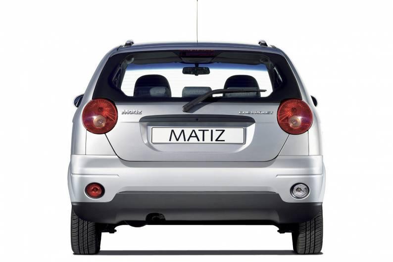 Chevrolet Matiz (2005 - 2010) review review | Car review | RAC Drive