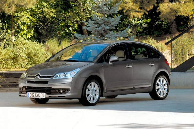citroen c4 2008 2010 used car review review car. Black Bedroom Furniture Sets. Home Design Ideas