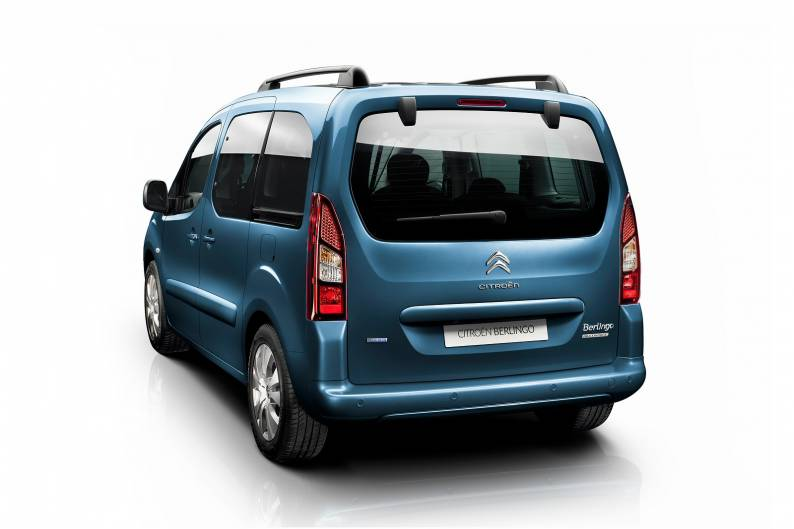 Citroen Berlingo Multispace 7 Seat review