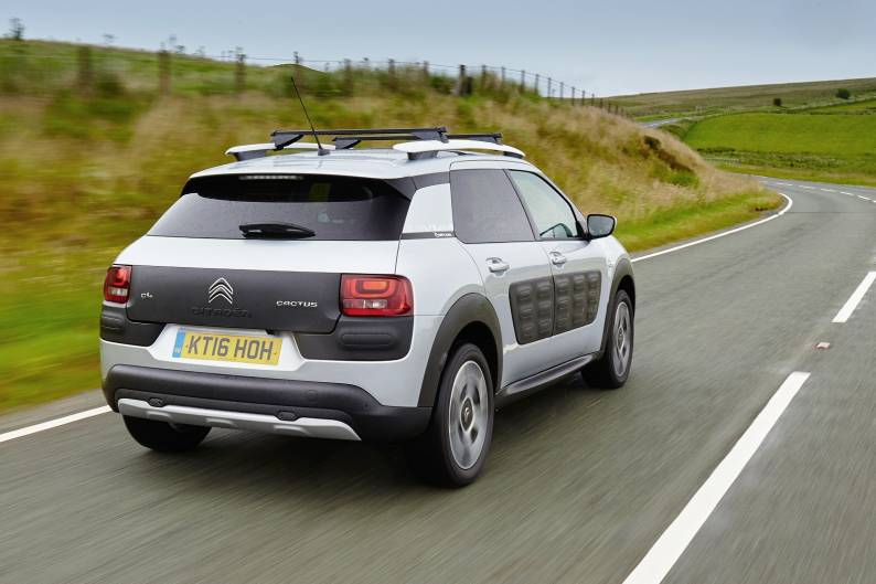 citroen c4 cactus rip curl review review car review rac drive. Black Bedroom Furniture Sets. Home Design Ideas