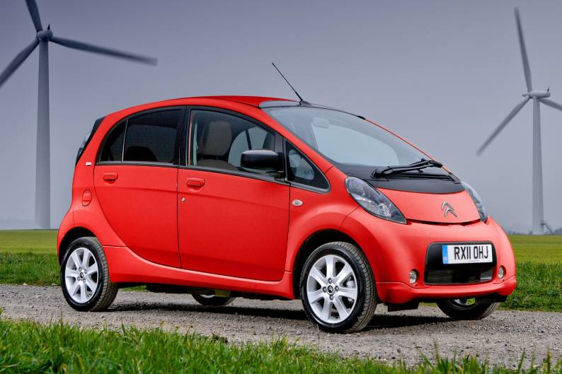 Citroen C-ZERO review