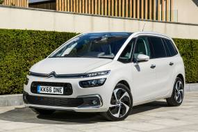 Citroen Grand C4 Picasso BlueHDi 120 EAT6 review