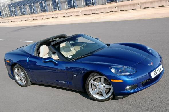 Corvette C6 review