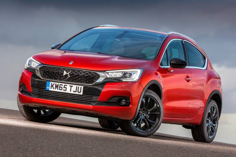 DS 4 Crossback review