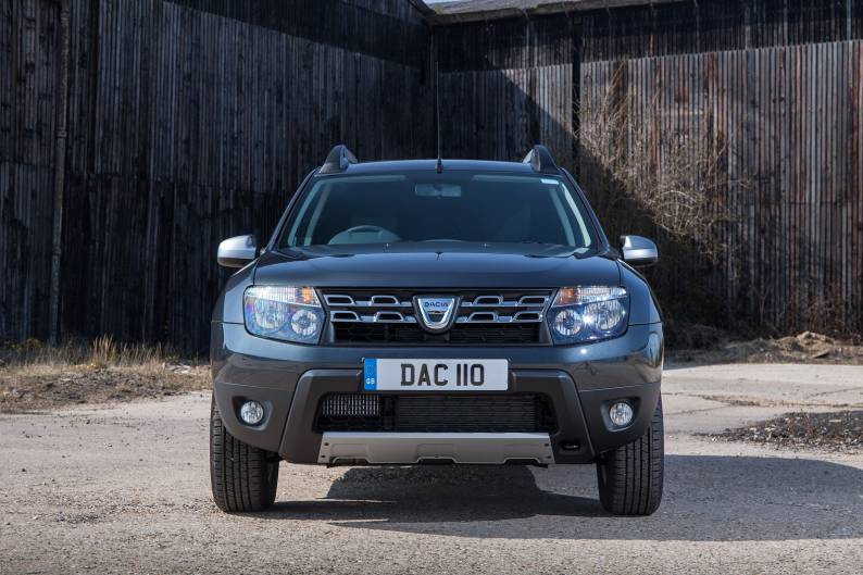 Dacia Duster Commercial review