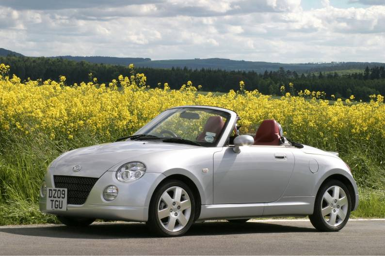 Daihatsu Copen (2003-2010) Used Car Review Review