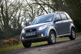 Daihatsu Terios (2006 to date) review