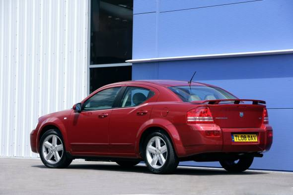 Dodge Avenger range (2007 - 2009) used car review