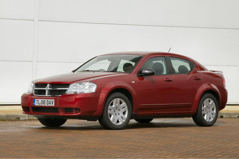 Dodge Avenger range (2007 - 2009) review