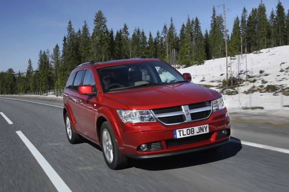 Dodge Journey (2008-2013) review