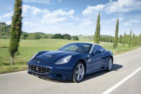 Ferrari California review