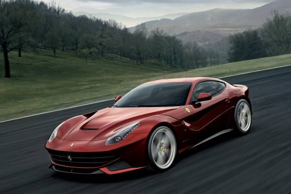 Ferrari F12 Berlinetta review