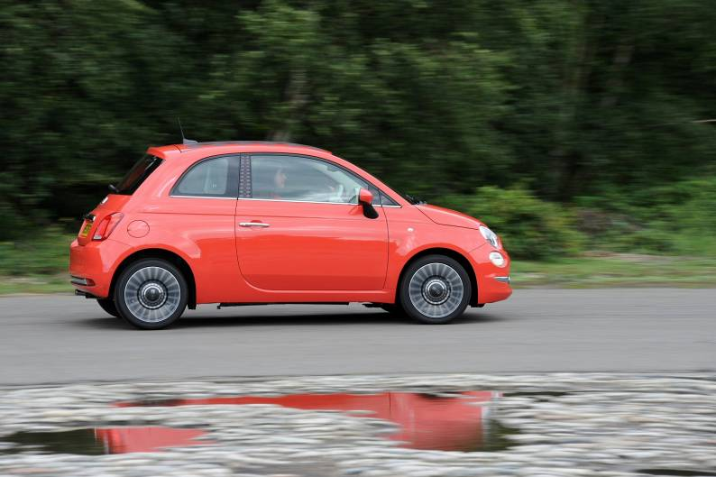 Fiat 500 1.2 69bhp review