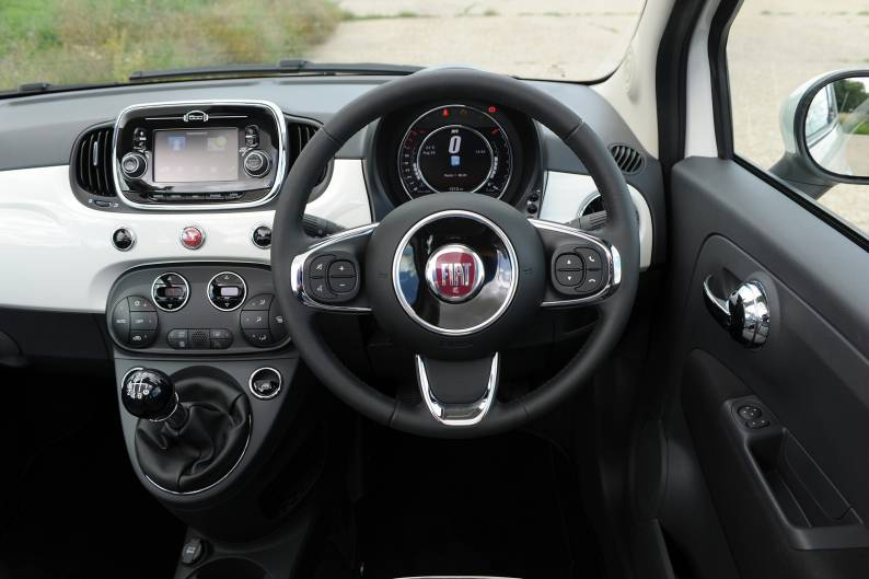 Fiat 500 C review