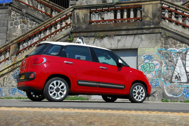Fiat 500L 1.3 Multijet review