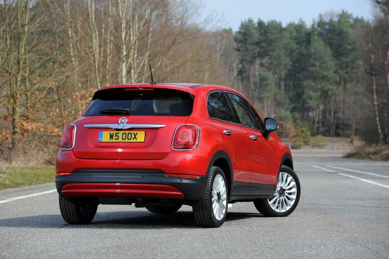 fiat 500x 2 0 multijet ii 140bhp review review car review rac drive. Black Bedroom Furniture Sets. Home Design Ideas
