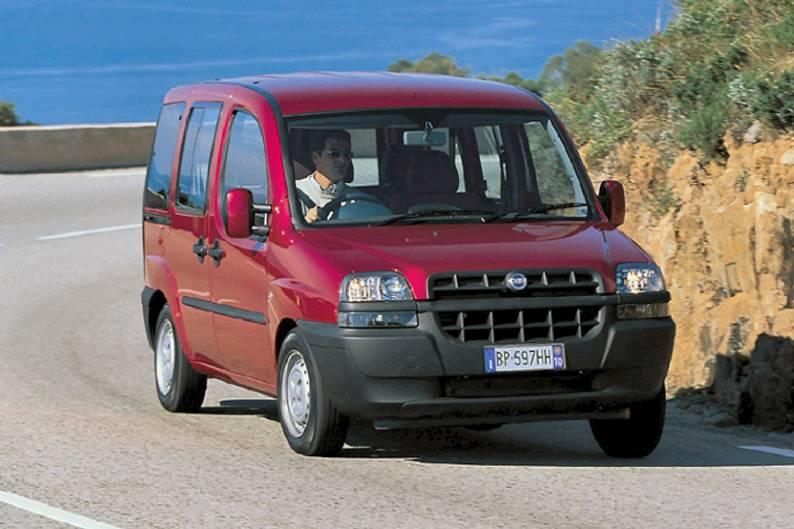 fiat doblo 2001 2010 used car review car review. Black Bedroom Furniture Sets. Home Design Ideas