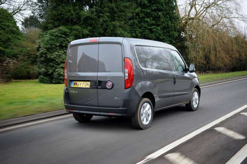Fiat Doblo Cargo review