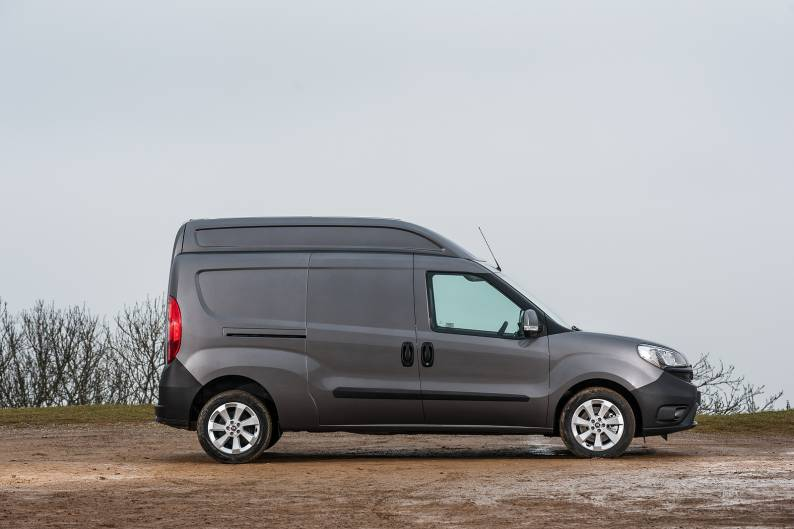 Fiat Doblo Cargo XL review