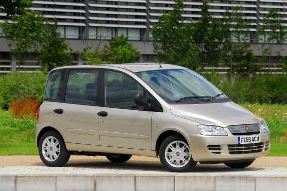 Fiat Multipla range (2004-2011) review