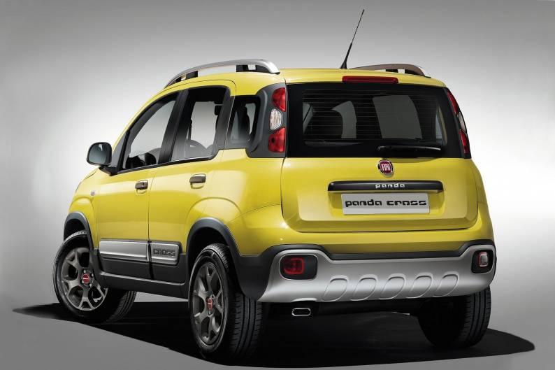 fiat panda cross review review car review rac drive. Black Bedroom Furniture Sets. Home Design Ideas