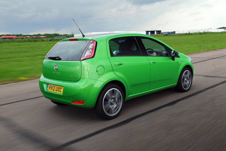 Fiat Punto TwinAir review