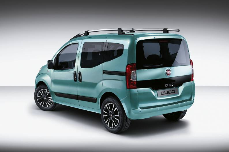 Fiat Qubo 1.4 review