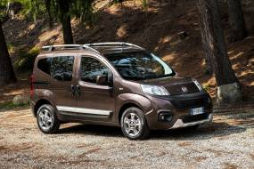 Fiat Qubo Trekking review