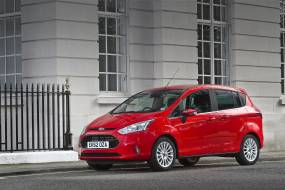 Ford B-MAX 1.4 review