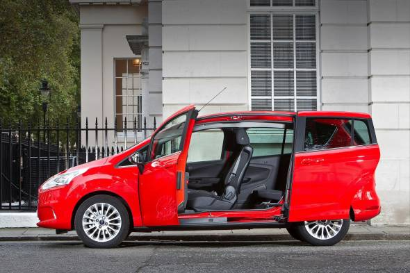 Ford B-MAX - Long Term Test 2 review