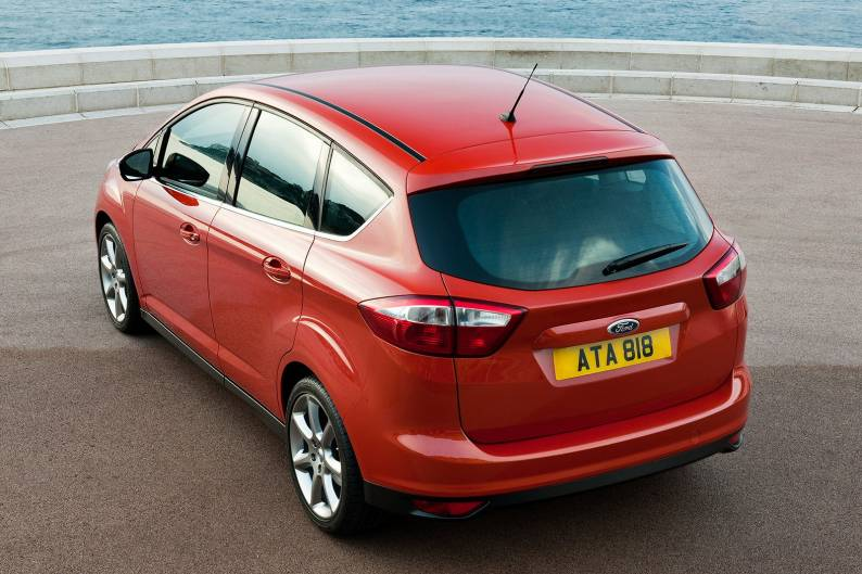 Ford C-MAX (2010 - 2014) review
