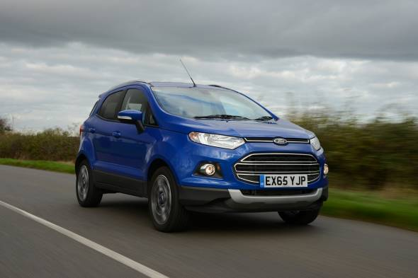 Ford EcoSport - Long Term Test 1 review