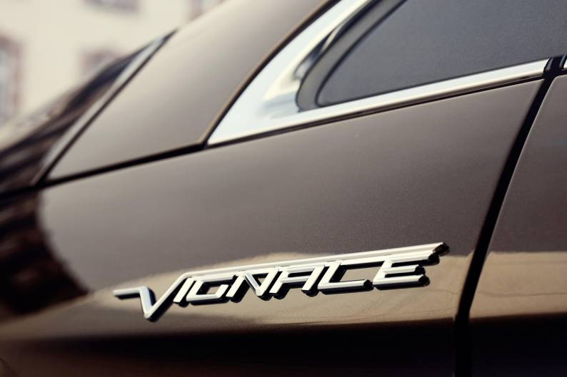 Ford Edge Vignale review