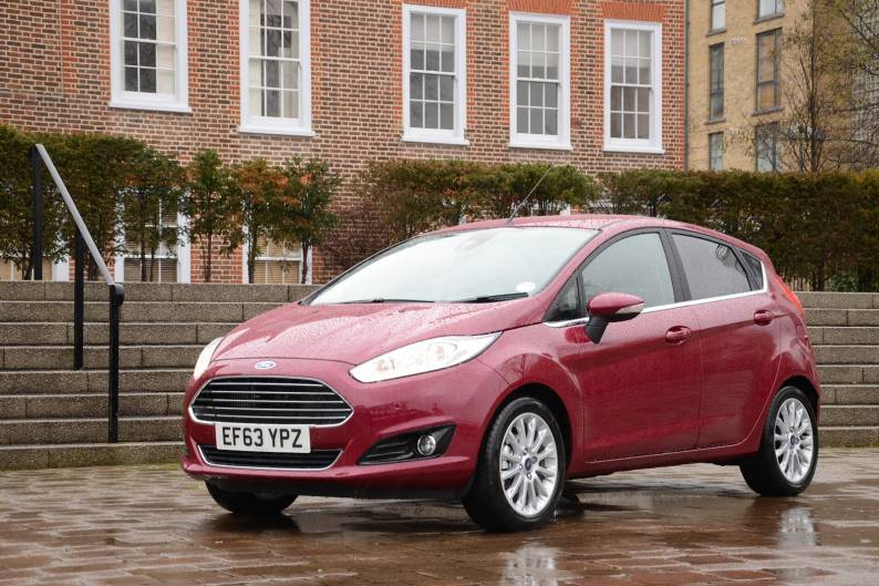 Ford Fiesta 1.0 Zetec 80PS review