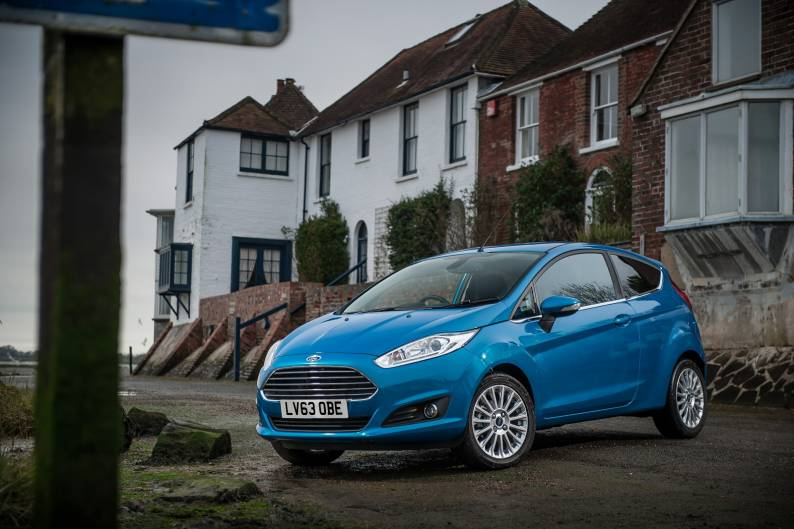 Ford Fiesta 1.6 TDCi ECOnetic review