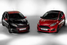 Ford Fiesta Zetec-S Red and Black Editions review