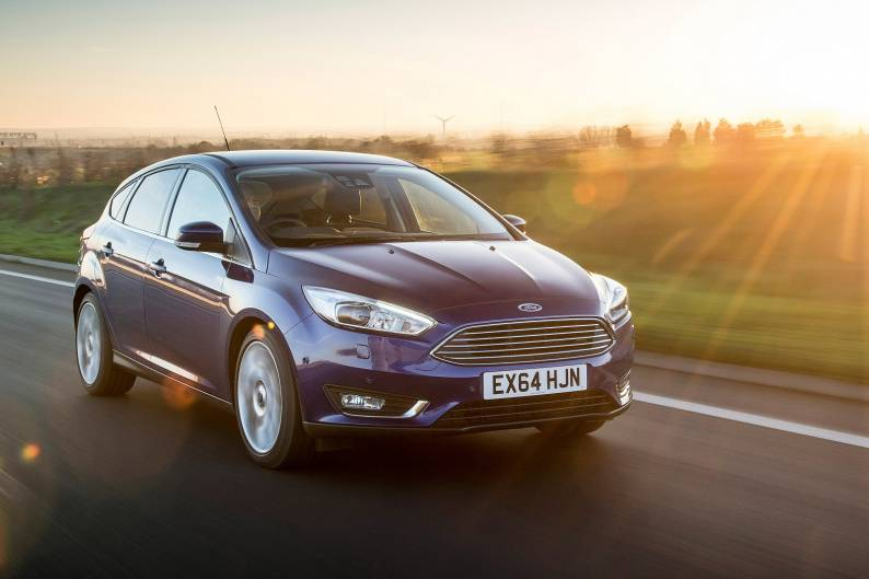 Ford Focus 1.5 TDCi review
