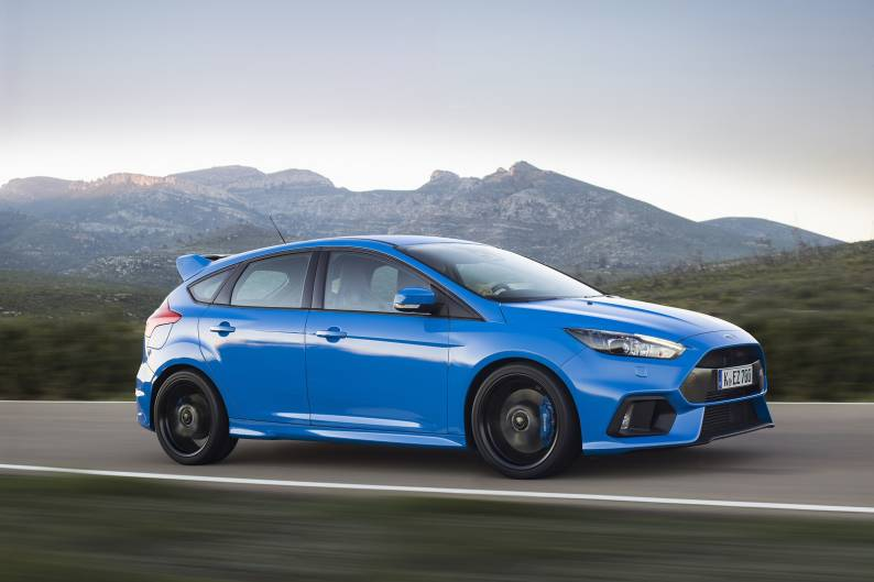 Ford Focus RS review