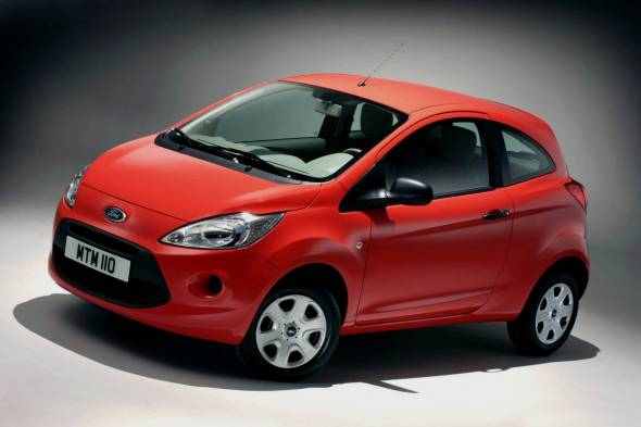 Ford Ka (2009 - 2016) review