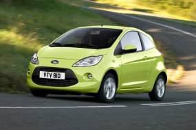 Ford Ka 1.3 TDCi review