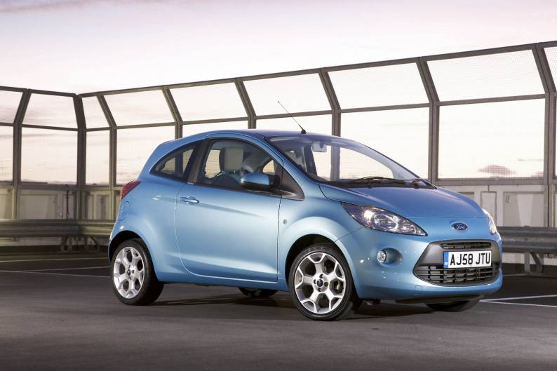 ford ka small is beautiful review car review rac drive. Black Bedroom Furniture Sets. Home Design Ideas
