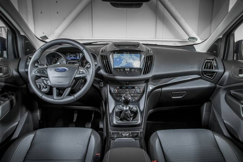 ford kuga 2.5 150 2wd форум