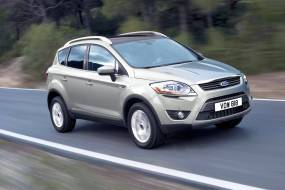 Ford Kuga (2008 - 2010) review