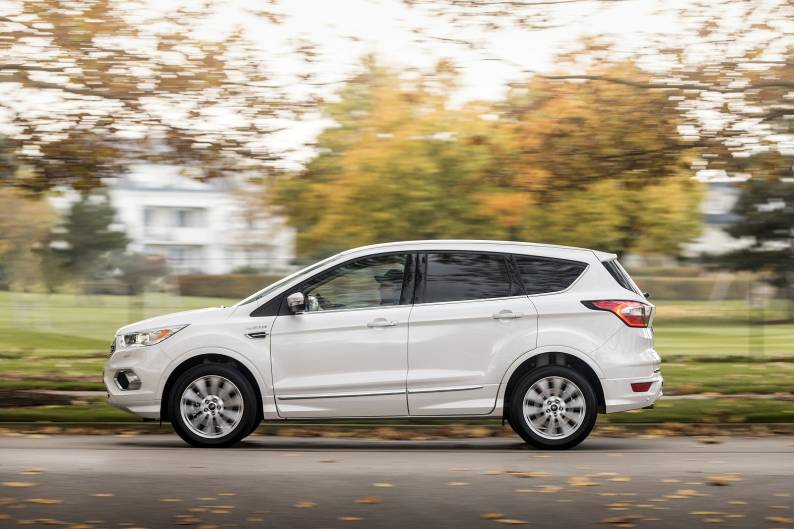 ford kuga vignale review review car review rac drive. Black Bedroom Furniture Sets. Home Design Ideas