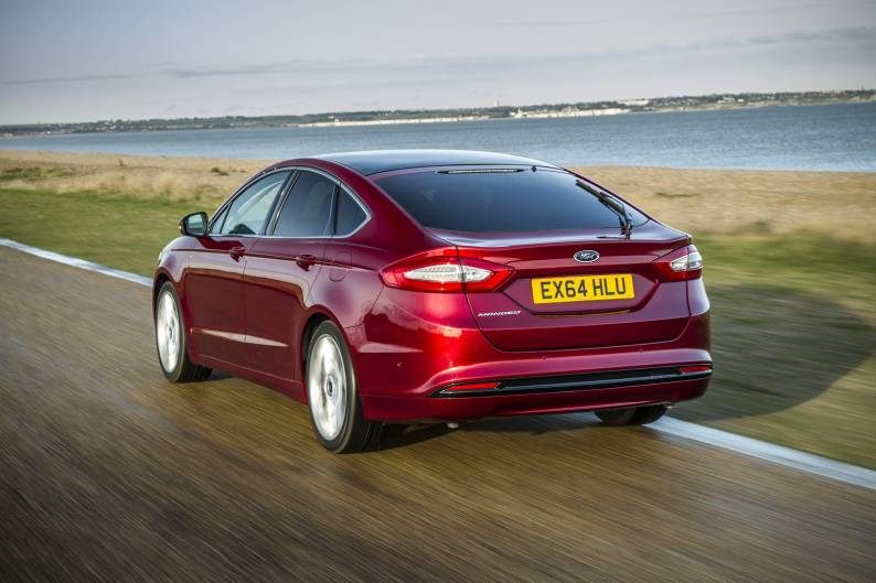 Ford Mondeo review