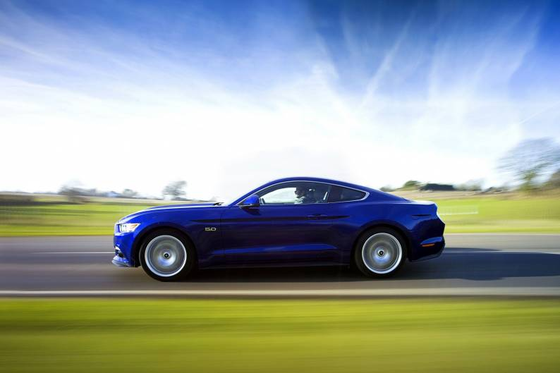 Ford Mustang 2.3 EcoBoost review