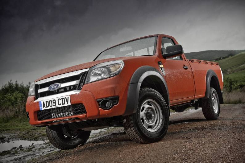 Ford Ranger (2009 - 2012) review